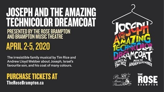 Joseph and the Amazing Technicolour Dreamcoat at The Rose, Brampton