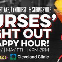 Nurses Night Out - Lyndhurst