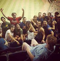 Atlanta GAA at the Braves