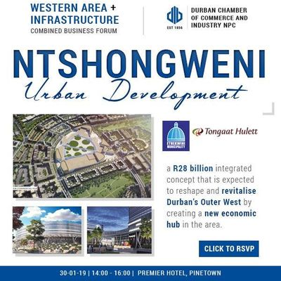 Combined Western Area and Infrastructure Business Forum - 30 Jan 2019