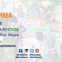 Our House Run for Hope 2017 TeamKarma