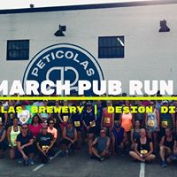 March Pub Run (Peticolas Brewing Company)