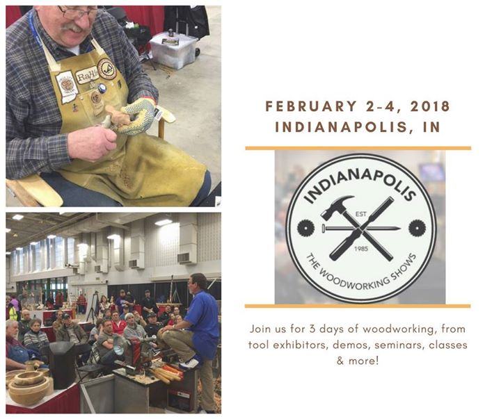 Indianapolis Woodworking Show at Indiana State Fairgrounds ...