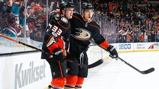 Anaheim Ducks vs. Boston Bruins