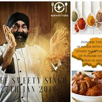 Punjabi cusiine by Chef Sweety SIngh