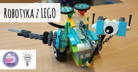 Zajęcia Z Robotyki Lego Dla Dzieci W Wieku 6 9 Lat At Slow Cafe Gdynia