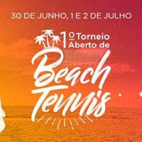 1 Torneio Aberto de Beach Tennis em Sumar