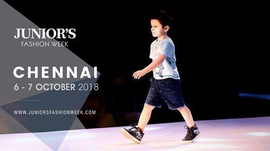 Juniors Fashion Week - AW18 Chennai