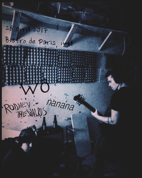 Rodney The Walrus Nanana W