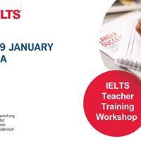 IELTS Teacher Training Workshop