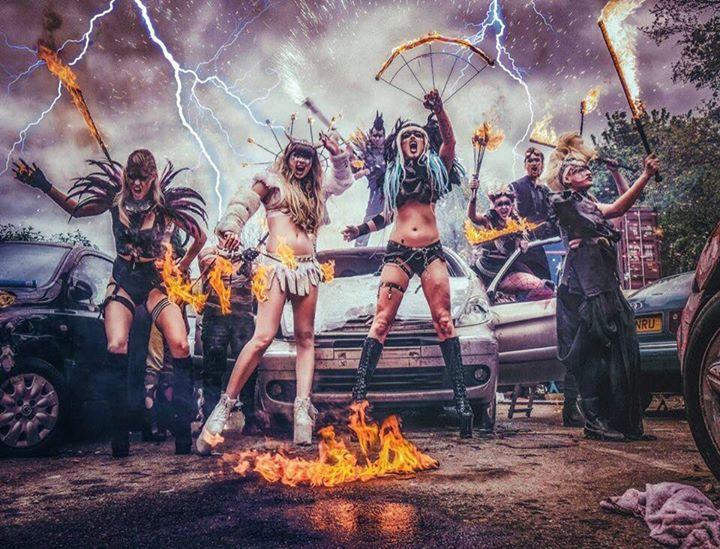 Apocalypse Festival London