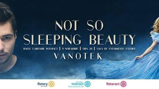 Not So Sleeping Beauty