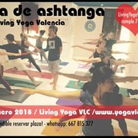 Jornada de puertas abiertas en Living Yoga Valencia