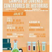 Campus de Jvenes Contadores de Historias