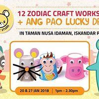 12 Zodiac Craft Workshop 12
