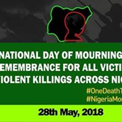 Nigeria Mourns