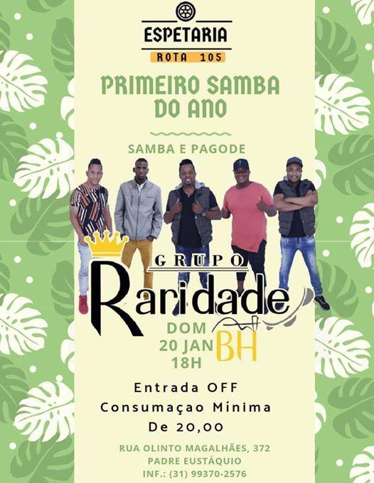 Primeiro Samba do Ano