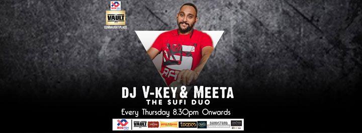 The Sufi Duo VKEY MEETA LIVE at Vault Cafe