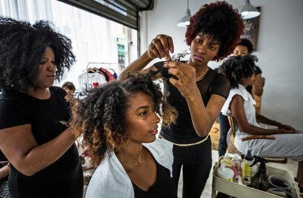 AfroSwag Hair Show 2019 Stylists