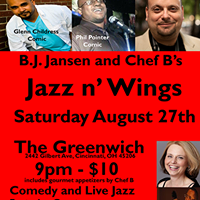 B.J. Jansen &amp Chef Bs Jazz n Wings