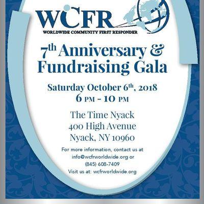 WCFR Seventh Anniversary &amp Fundraising Gala
