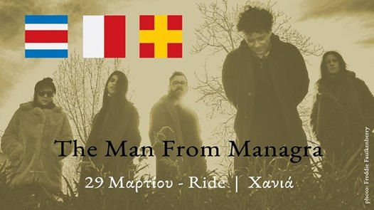 The Man From Managra at RIDE