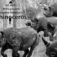 Casting Call Rhinoceros