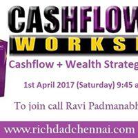 Cashflow Workshop  Wealth Strategies - Get Smart with Money