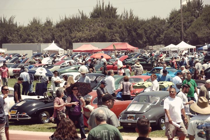 Steve McQueen Car And Motorcycle Show At Boys Republic Chino Hills - Chino hills car show