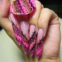 Kurs Nail Art - zdobienia salonowe