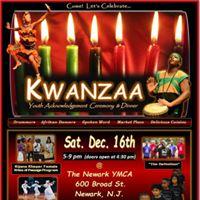 Kwanzaa 2017 Acknowledgement ceremony Celebration and Dinner