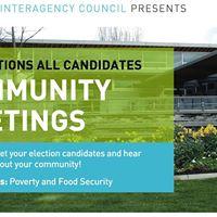 Burnaby Deer Lake - All Candidates Meeting - April 25