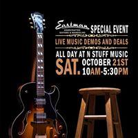 Eastman Guitar Clinic