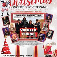 Westchester All Stars Christmas For Veterans Concert