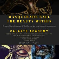 Winter Masquerade hosted by CNSA Fresno State