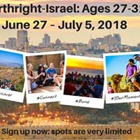 New Ages for Birthright 27-32
