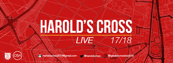 Harolds Cross Live