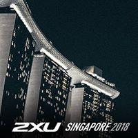 2XU Compression Run 8 April 2018 - 21.1km