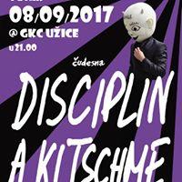 Koncert Disciplin -A- Kitschme
