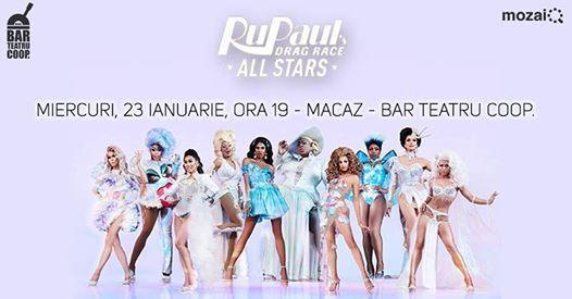 RuPauls Drag Race Night  ALL STARS