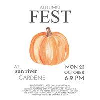 Autumn Fest at Sun River Gardens