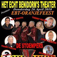 EBT - Oranjefeest