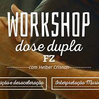 Workshop DOSE DUPLA Forrozeando