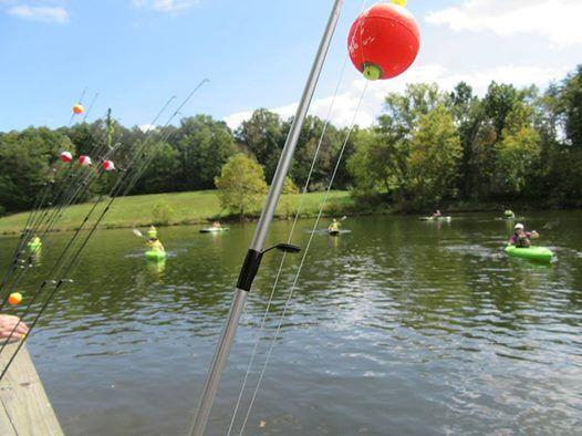 Beyond Becoming an Outdoors Woman- Kayak Fishing