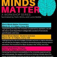 Black Minds Matter Student Activism