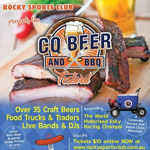 CQ Beer and Bbq Festival