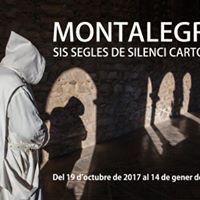 Inauguraci exposici Montalegre.Sis segles de silenci cartoix