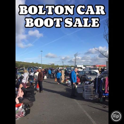 Bolton Car Boot Sale Every Sunday At The Macron Bolton