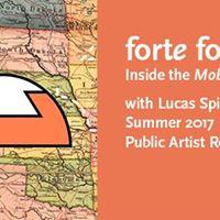 Forte forward Inside the Mobile Incubator