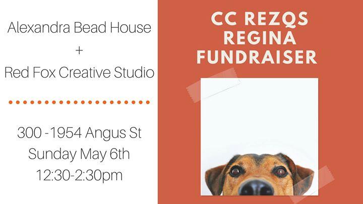 CCRezQ Fundraiser - Healing Bracelet Workshop at Red Fox